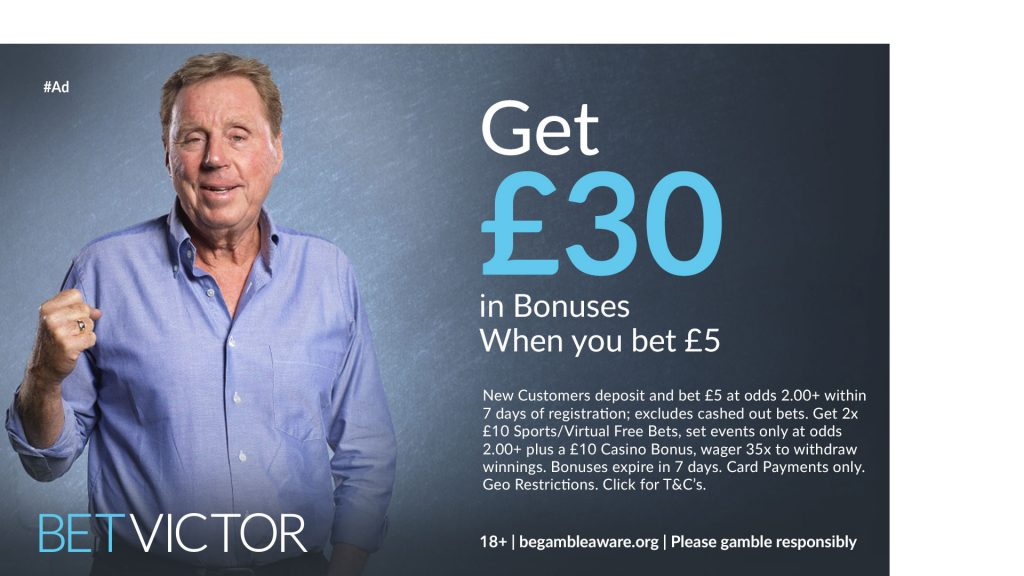 BetVictor Free Bet Offer
