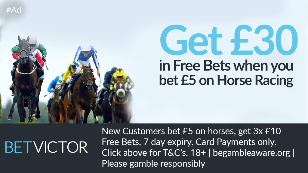 BetVictor UK Horse Racing Betting