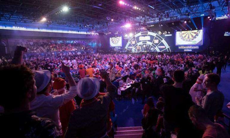 World Championship Darts Bets 2020