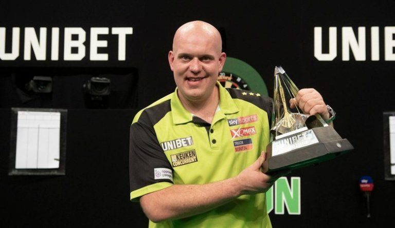 2020 Unibet Premier League Darts Field Confirmed