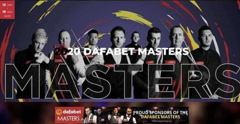 Snooker Masters 2020 Betting Tips