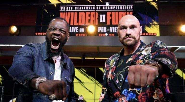 Fury vs Wilder 2 Betting Tips
