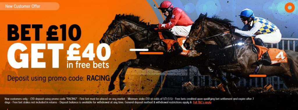 888Sport Horse Racing Offer