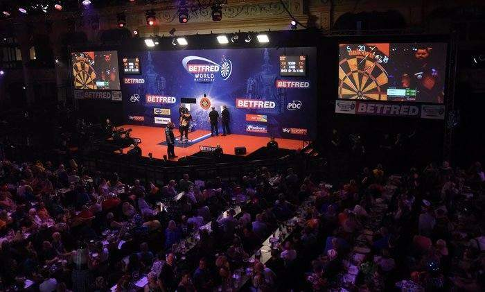 World Matchplay Darts 2021