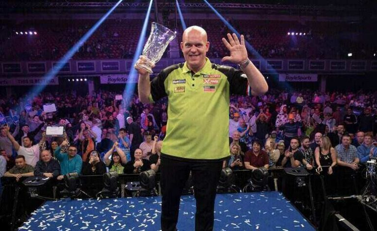 Darts Betting: 2020 BoyleSports World Grand Prix Draw & Betting Odds