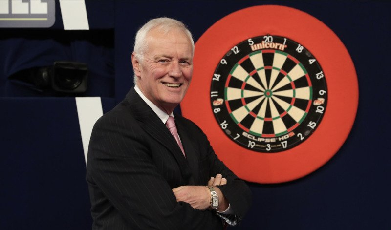 PDC Darts Chairman Barry Hearn Awarded OBE