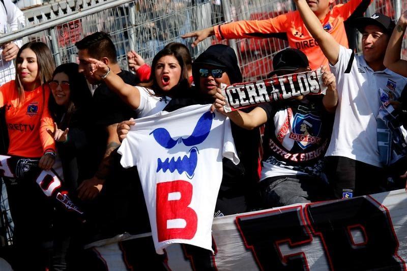 Chilean Team Colo Colo