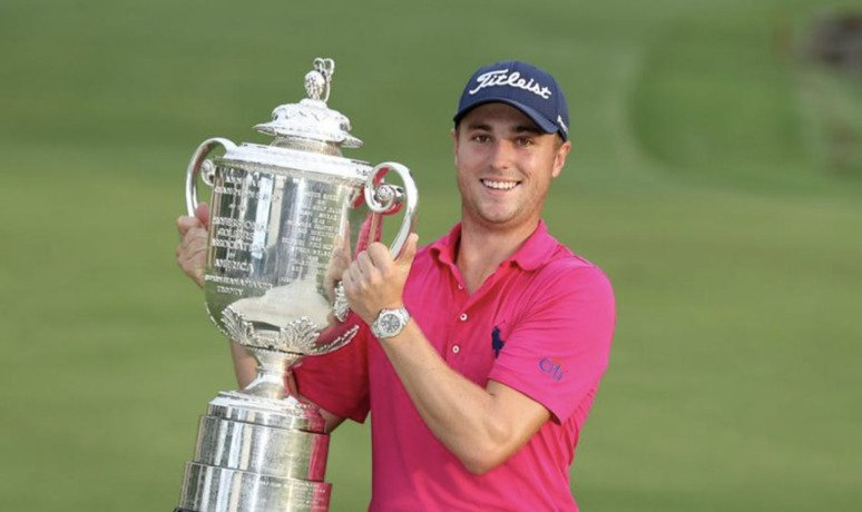 Justin Thomas US PGA Golf Tips