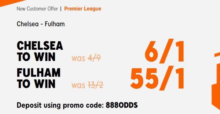 Chelsea v Fulham Premier League Betting