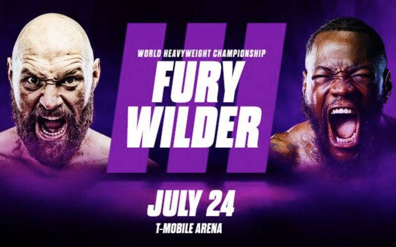Fury Wilder 3 Betting Odds
