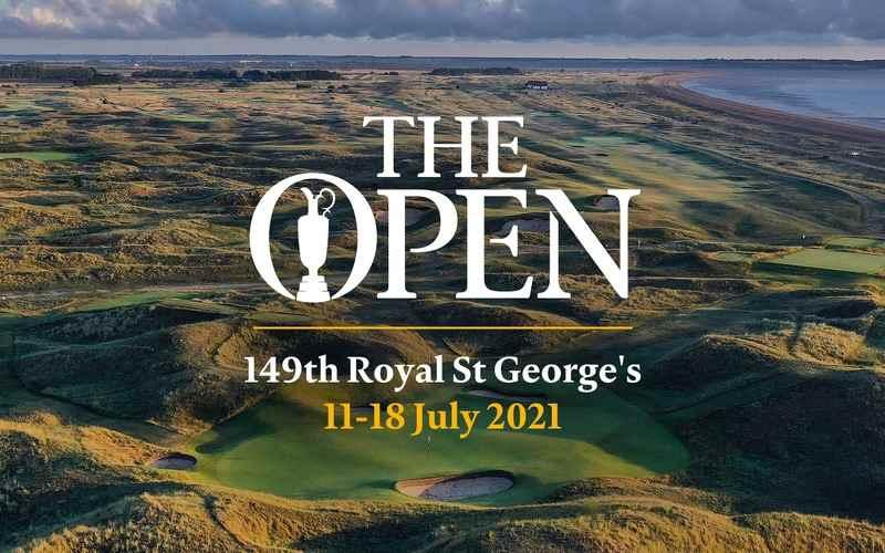 Open Championship Golf Odds