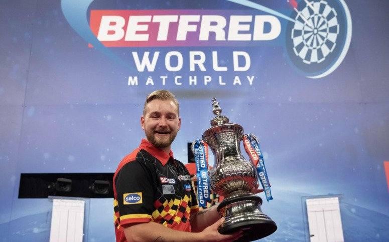 World Matchplay Darts betting odds