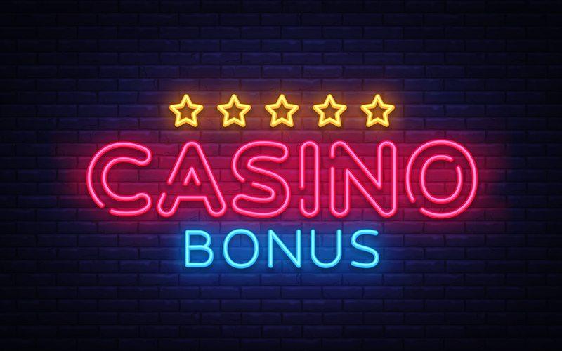 Casino Bonus Offers Types